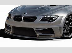 BMW 6 Series E63 E64 2 Dr Convertible 9 Pc Wide Body Full