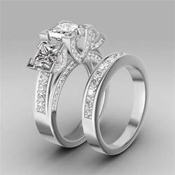 womens wedding rings silver wedding rings for eternity jewelry