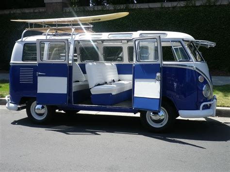 volkswagen van hippie blue 1000 ideas about vw bus cer on pinterest volkswagen