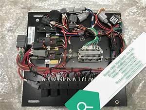 Zoomlion Truck Crane Wiring Diagram  U2013 Instrument Console