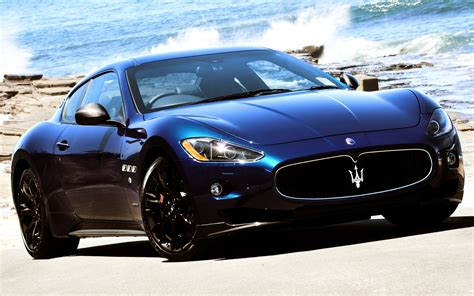 Maserati Full Hd Wallpaper And Background Image