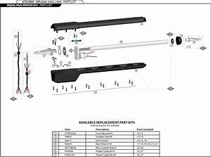 Gto    Pro Sw2500 Parts