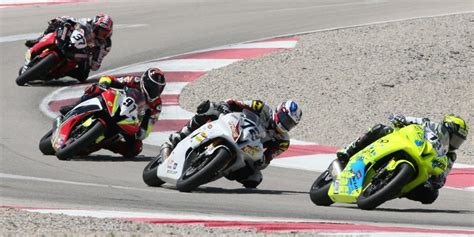 Ama Pro Road Racing Hits Miller Motorsports Park