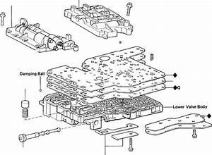 Valve Body - Toyota Celica Supra Mk2 86 Repair