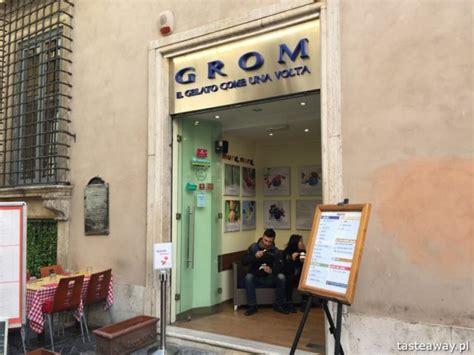 Via Degli Uffici Vicario 40 Rzym Przewodnik Po Najlepszych Lodziarniach I Kawiarniach