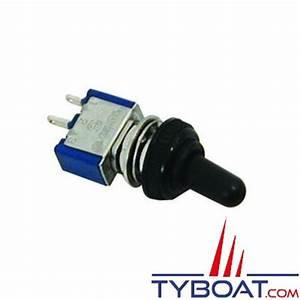 Mini Interrupteur Poussoir : mini interrupteur unipolaire levier m tallique on off 10a ~ Edinachiropracticcenter.com Idées de Décoration