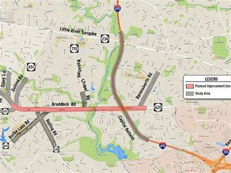 braddock road project   discussed feb   burke