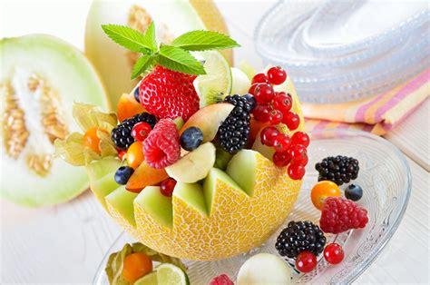 food fruits berries raspberry apple currants strawberry