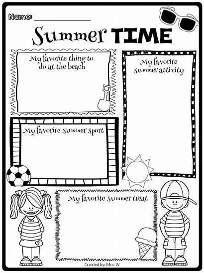Activities End Worksheets Memory Fun Holiday Preschool
