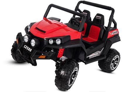 kinder elektro kidcars kinder elektroautos mit akku kinder elektro atv auto golf cart 4x 45w 2x12v 2 sitzer