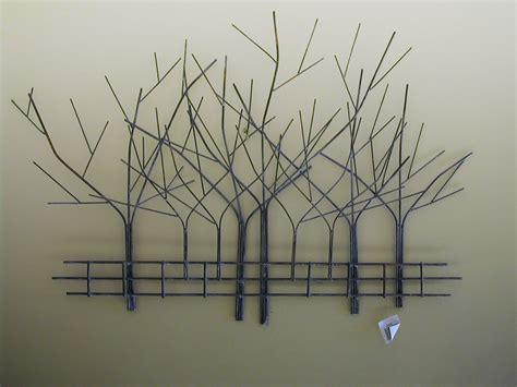 art sculptures  home metal tree wall art metal wall
