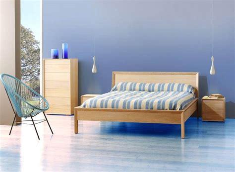 chambre chene chambre bois massif contemporain chambre bois massif