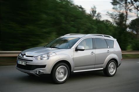 citroen  crosser  car review honest john
