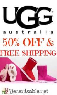 UGG Australia Coupon Code
