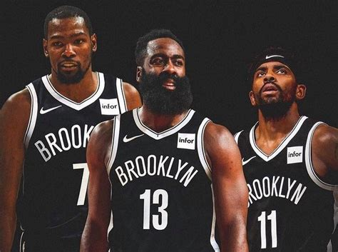 James Harden traded to Brooklyn in blockbuster, four-team ...