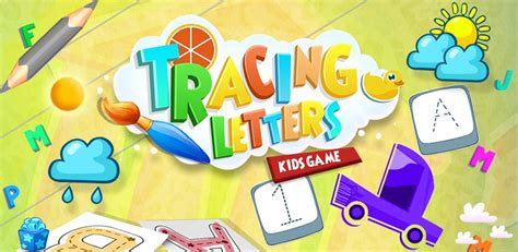tracing letters kids game android education app source code