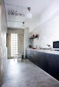 欧式风格水泥橱柜图片 土巴兔装修效果图