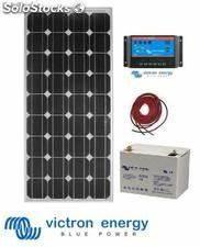 Panneau Solaire Gratuit : kit panneau solaire 80w 12v complet ~ Melissatoandfro.com Idées de Décoration