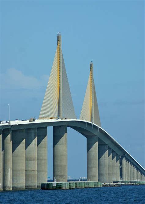 Best Images About Sunshine Skyway Bridge Pinterest