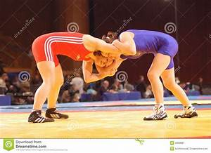 Wrestling woman editorial photography. Image of active ...