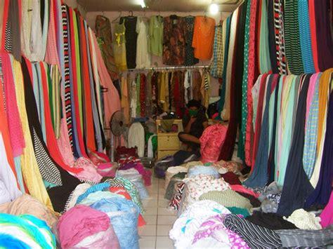 Kain Spunbond Di Cipadu fitinline 5 tempat belanja kain di jakarta