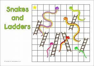 here39s a set of editable snakes and ladders boards for With snakes and ladders template pdf