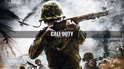 Duty Call Ww2 Cod Wallpapers Wwii Ps3