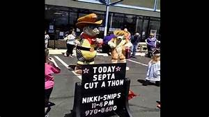 Cut a thon event 2015 - YouTube