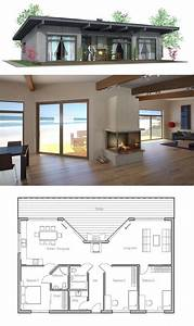 25 impressive small house plans for affordable home for Small houseplans