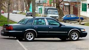 1998 Mercury Grand Marquis Sedan Specifications  Pictures
