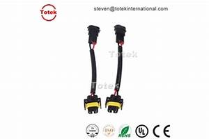 2pin H8 H9 H11 Wiring Harness Socket Wire Connector Plug