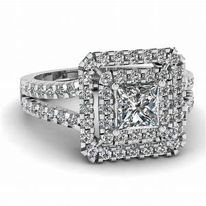 23 exceptional wedding rings with princess cut diamonds With princess diamond cut wedding rings
