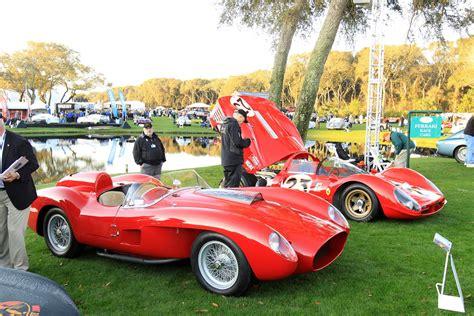 Whether we like it or not, ferrari is making an suv. 1958, Ferrari, 335 s, Race, Racing, Car, Vehicle, Sport, Supercar, Sportcar, Supersport, Classic ...