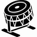 Musical Tambor Drum Gratis Icons Tambour Gratuites