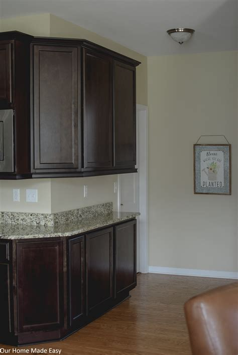 easy way to clean kitchen cabinets the simplest way to clean kitchen cabinets our home made 9640