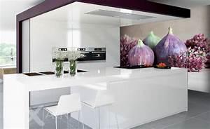 Feigenparadies fototapeten fur kuche kuchentapeten for Fototapeten küche