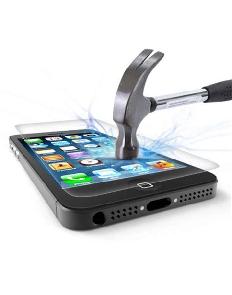 tempered glass screen protector iphone 5 tempered glass screen protector urbanx for iphone 5 5s 5c