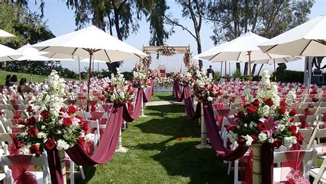 los angeles county wedding venues pacific palms resort