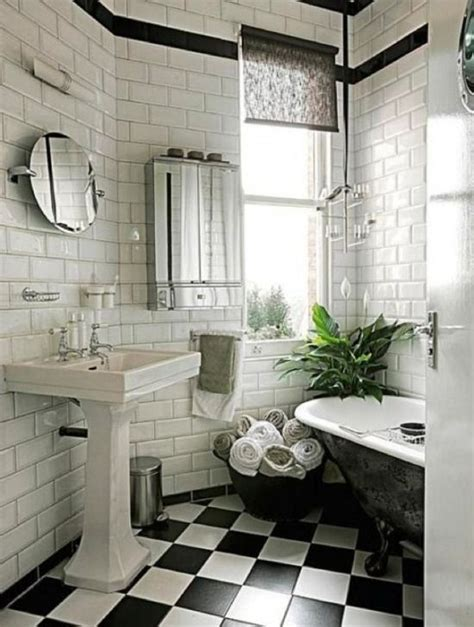 Black Bathroom Floor Tiles by 21 Black And White Bathroom Floor Tiles Ideas