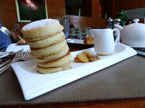 sugar rush almond pancake short stack   west