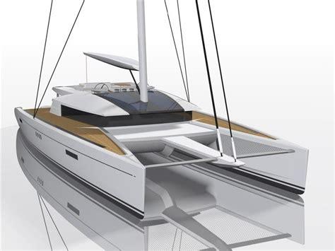 Catamaran Design News by Luxury Catamaran Code E The Ultimate Eco Friendly