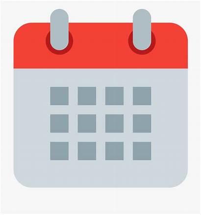 Calendar November Clipart Clip Cartoon Date Icon