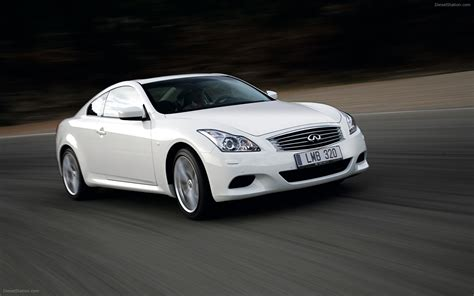 Infiniti G37s Coupe Widescreen Exotic Car Wallpapers 14