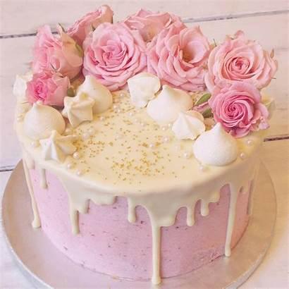 Cake Drip Pretty Dulce Creatividad Rated Yet