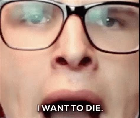 I Want To Die Memes - edgy blue buttercup