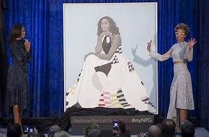 The Unveiling of The Obama Presidential Portraits is ...
