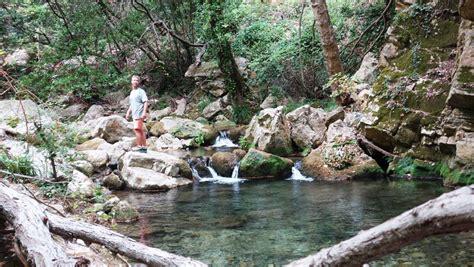 cuisine de cagne baignade vence dans les gorges de la cagne chemin du riou