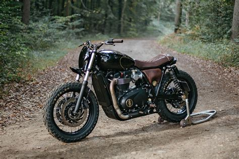 Triumph T120 By Old Empire Motorcycles