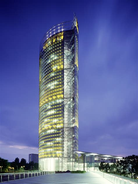 POST TOWER - Architizer