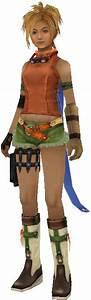 Image Rikku Render Ffxpng Final Fantasy Wiki Wikia